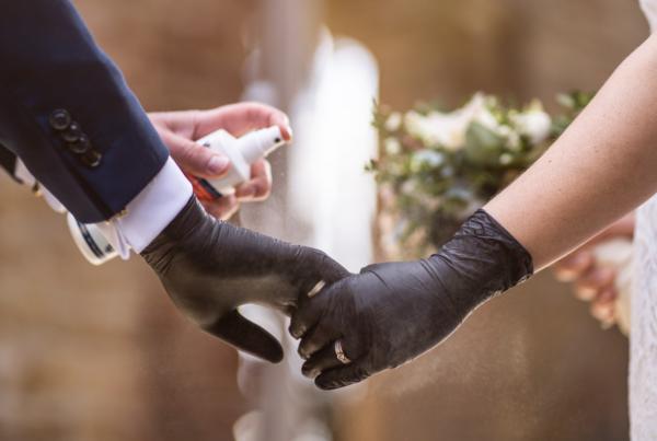 Hochzeit in Zeiten von Corona