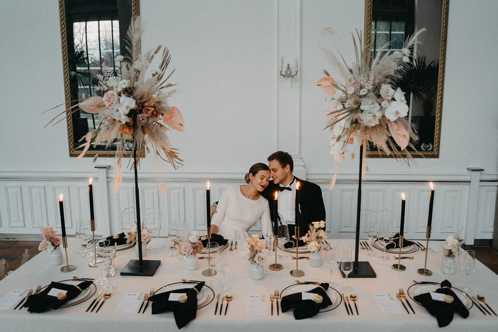 Palmenhaus Chic – A Paris Inspired Wedding Editorial
