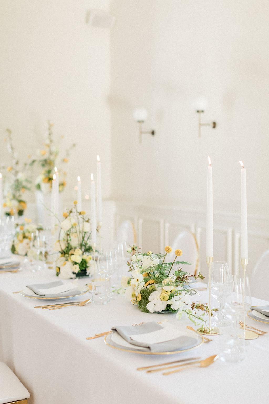 Classy Yellow – a freshly inspired Wedding Editorial